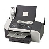 Genuine Brother 2580C Color Inkjet Fax, Copier & Digital Cordless Phone