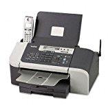 Fax Machines Cordless Phones (Genuine Brother 2580C Color Inkjet Fax, Copier & Digital Cordless Phone)