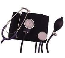 - Lumiscope 100-019 Manual BP Monitor with Stethoscope by Lumiscope