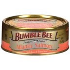 Bumble Bee Salmon, Atlantic 5 oz (Pack of (Atlantic Salmon)