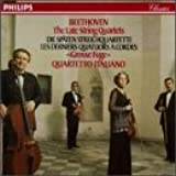Beethoven: The Late String Quartets; Grosse Fuge
