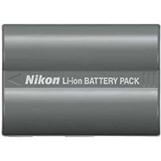 Nikon EN-EL3e Rechargeable Li-Ion Battery for D200, D300, D700 and D80 Digital SLR Cameras - Retail Packaging (B000BYCKU8) | Amazon price tracker / tracking, Amazon price history charts, Amazon price watches, Amazon price drop alerts