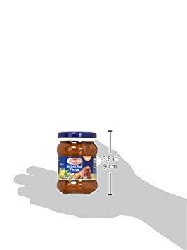 Barilla Sun Dried Tomato Pesto Sauce, Pasta Sauce, 6 Ounce (Pack of 8)