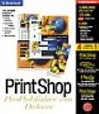Print Shop 10 Deluxe DVD