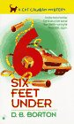 img - for Six Feet Under (A Cat Caliban mystery) book / textbook / text book