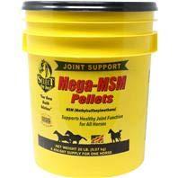 (RICHDEL INC Mega-Msm Pellets Joint Support For Horses 20)