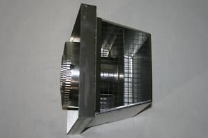 - Napolean Fireplaces GD222 Wall Terminal-Vinyl Siding Shield