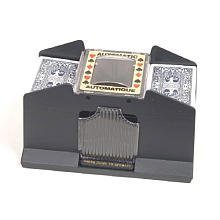 Automatic 2-4 Deck Card Shuffler Card Playing Aid Game]()