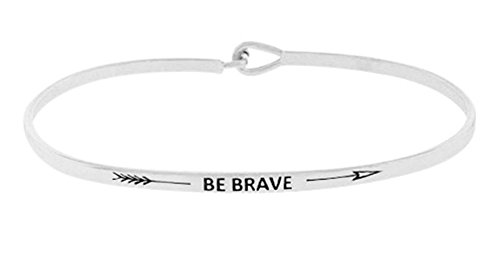 inspirational-be-brave-with-arrow-design-silver-tone-engraved-thin-brass-bangle-hook-bracelet-for-be