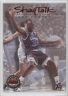 - Shaquille O'Neal (Basketball Card) 1995 Skybox Shaquille O'Neal Commemorative Sheet - [Base] - Cut Singles #S6