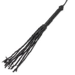 Cat O Nine Tails Genuine Leather Whip Outdoor Stuffs