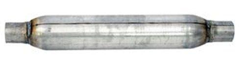 Jones Exhaust A3518s 2 inch glasspack Muffler Straight