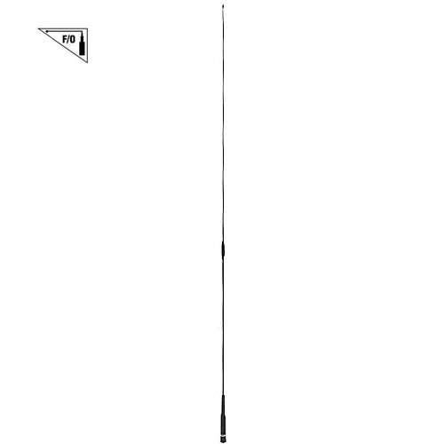 Comet SBB-25NMO - 2M Single Band Mobile Antenna