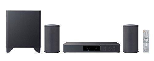 Pioneer FS-W50(B) 2.1 Wireless muziekinstallatie (incl. luidspreker en subwoofer), voor muziek en thuisbioscoop…