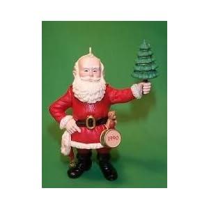 1990 Merry Olde Santa Hallmark Keepsake Ornament