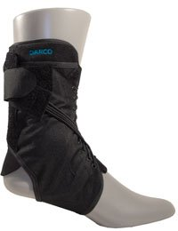 WB0 Web Ankle Brace W4-6 X-Small Part# WB0 by Darco International Inc Qty of 1 - Web X-small