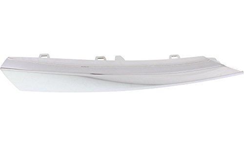Review Of Evan-Fischer EVA236072016216 Tow Eye Cover for XF 12-15 FRONT BUMPER Primed Replaces OE Nu...
