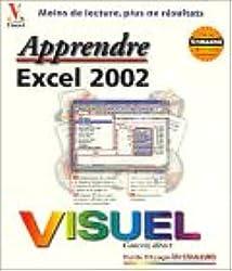 Apprendre Excel 2002