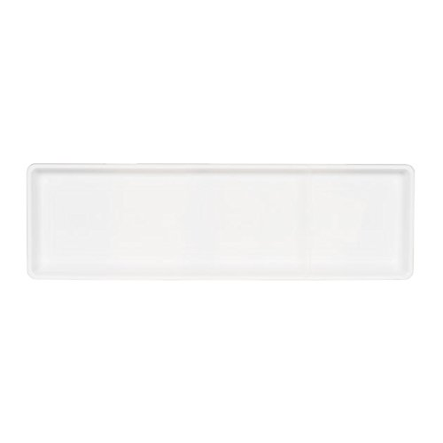 Novelty Countryside Flower Box Tray, White, 24-Inch by Novelty