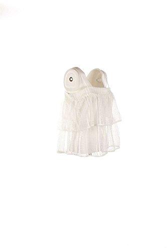 Toy G - Camiseta sin mangas - para mujer Bianco
