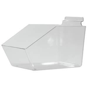 9 1/2'' Clear Storage Bins