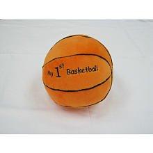 Babies R US Plush My First Plush basketball