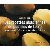 Les recettes alsaciennes de pommes de terre : s'grumbeerebuech : s'hardapfelbuech