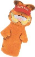 [Winning Edge Designs Garfield Born To Birdie Head Cover] (Winning Edge Designs Animal Headcovers)