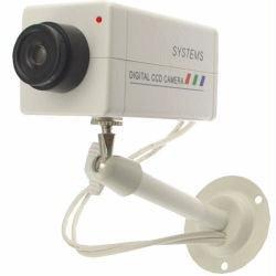 Indoor Dummy Camera w/LED