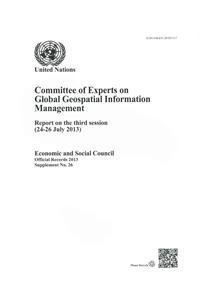Committee Of Experts On Global Geospatial Information Management (Official records, 2013: supplement) pdf epub