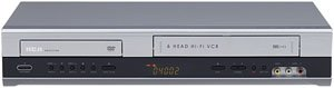Rca Optical Dvd Player - RCA DRC6350N DVD/VCR Combo