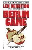 Berlin Game, Len Deighton, 0345471776