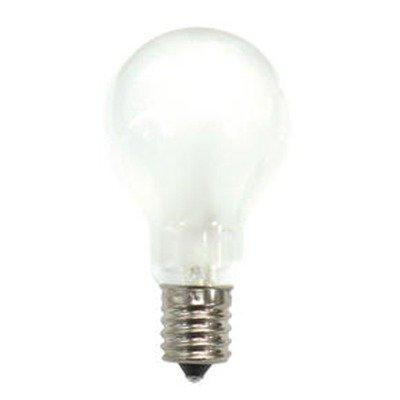 4 Qty. Bulbrite 40A15F/E17 40-Watt Incandescent Standard A15 Fan Light, Intermediate Base, Frost Bulb