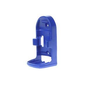 2L Sanitizer Bottle Holder Blue Plastic