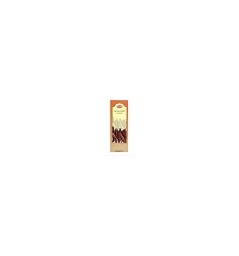 Cinnamon - Box of Six 20 Gram Tubes - HEM - Cinnamon Incense