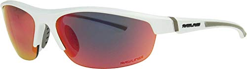 Rawlings 1901 Youth White W Red Mirror 19 (Kids Sunglasses Mirror)
