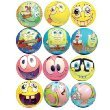 Spongebob Squarepants Party Favors - Soft FoamGraphic balls Lot of 20