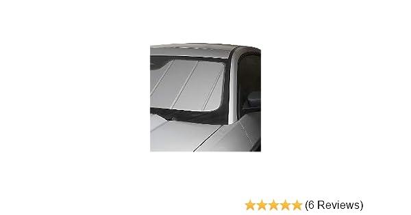 Laminate Material 1 Pack Covercraft UV11323SV Silver UVS 100 Custom Fit Sunscreen for Select Toyota Tundra Models