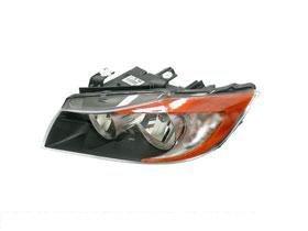 BMW e90 (06-08) Headlight (Halogen) head lamp LEFT oem lh driver driving housing ()