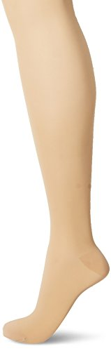 Women's Ultrasheer 15-20 mmHg Moderate Support Pantyhose Size: Medium, Color: Natural (Jobst Ultrasheer Pantyhose)