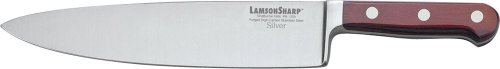 LamsonSharp 10-Inch Wide Forged Chef's Knife