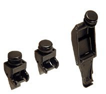 C.R. LAURENCE RH120 CRL 17 x 17 Sunroof Hinge and Latch Kit