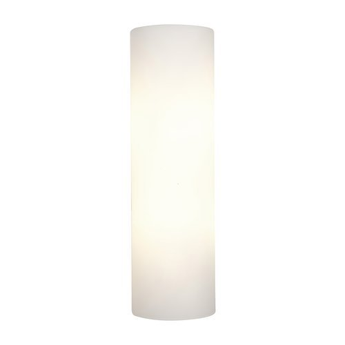 Access Lighting 50184-BS/OPL TaboÃEWall and Vanity with Opal Glass Shade, Brushed Steel Finish by Access Lighting