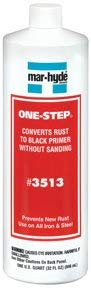 - Mar-Hyde One-Step Rust Converter Primer Sealer Quart (MHD-3513)