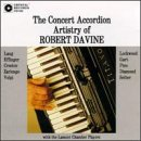 Price comparison product image The Concert Accordion Artistry of Robert Davine