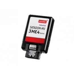 INNODISK DESMV-08GM41BC1SCA-B287 Flash Memory, SATADOM-MV 3ME4 with Pin8 VCC Supported and Power Cable w& Toshiba 15nm, Industrial, Standard Grade, 0 C ~ +70 C, 08GB SATADOM-MV 3ME4, Pin8+Cable, MLC