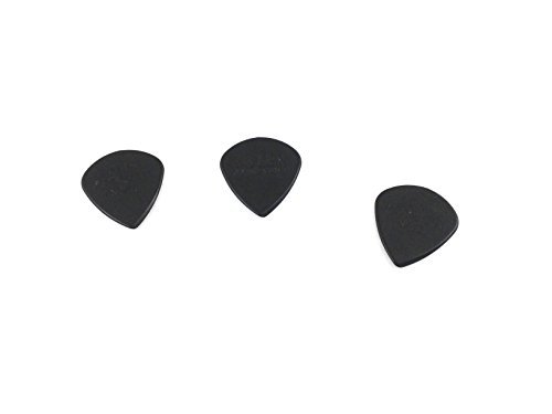 Dunlop John Petrucci Signature Guitar picks Primetone | 3 picks | Jazz | Black 1.38mm