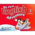 My First English Adventure, Level 3, Morales, Jose Luis and Musiol, Mady, 0131109952