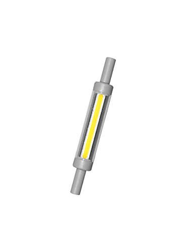 Lámpara LED R7S 5 W – 600 LM – Dimensiones Color D 12 x 78 mm