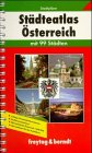 Austrian Town Atlas (with 99 Towns) (German Edition)